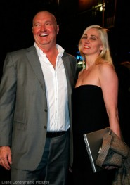 Evi Quaid and Randy Quaid at the Lions for Lambs party at the Museum of Modern art in New York City