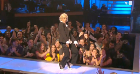 Paula Abdul imitates Ellen Degeneres on VH1 Divas