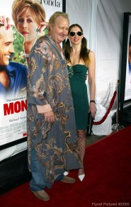 Evi Quaid and Randy Quaid at the premiere of Monster-In-Law