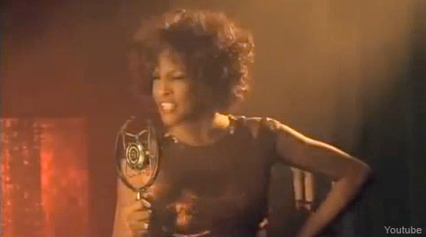 The old Whitney Houston is BACK!