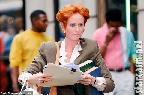 Apparently in the 1980s Miranda Hobbes was a law student in her late forties