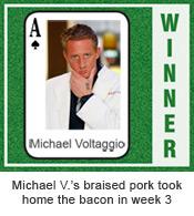 Michael Voltaggio wins week 3 of Top Chef Las Vegas