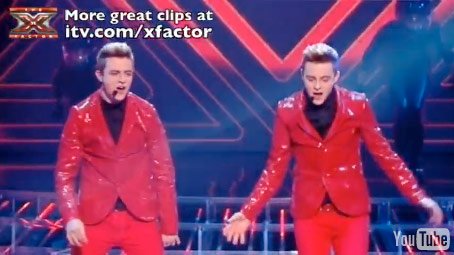 X-Factor twins