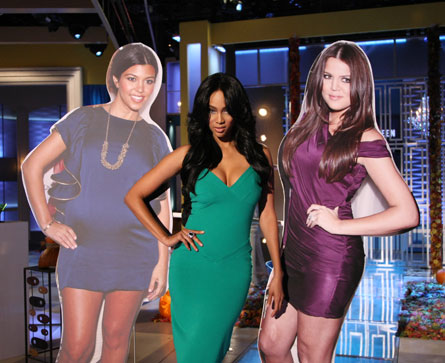 Tyra Banks Dresses Up Like Kim Kardashian For Halloween Starcasm Net
