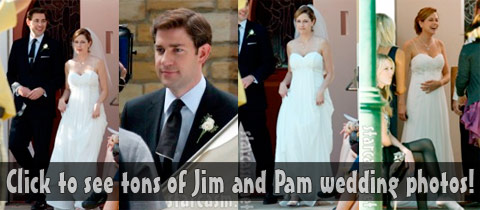 Jim And Pam Wedding.Video Jim And Pam The Office Wedding Dance Entrance Starcasm Net