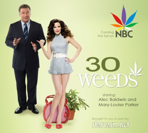 The new NBC show 30 Weeds