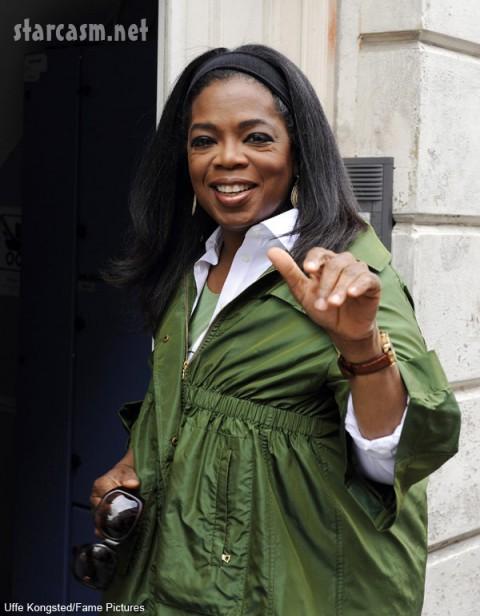 Oprah Winfrey to quit talk show in 2011