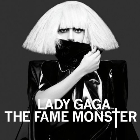 CD cover for Fame Monster by Lady Gaga
