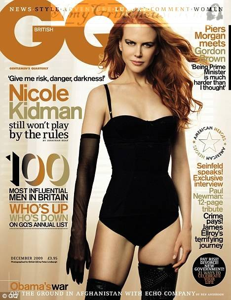 Nicole-Kidman-GQ-UK-Magazine-December-Cover