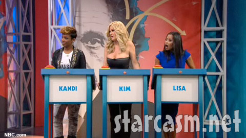 The Real Housewives of Atlanta on the Jay Leno Show
