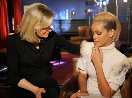 Rihanna Diane Sawyer ABC interview
