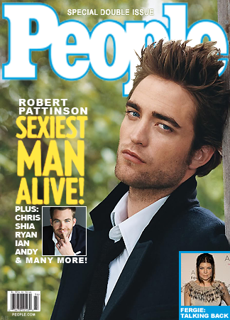 Sexiest man alive in the world
