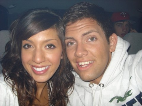 Farrah Abraham and Sophia's father Derek Underwood, who died in a car accident Decemeber 28, 2008