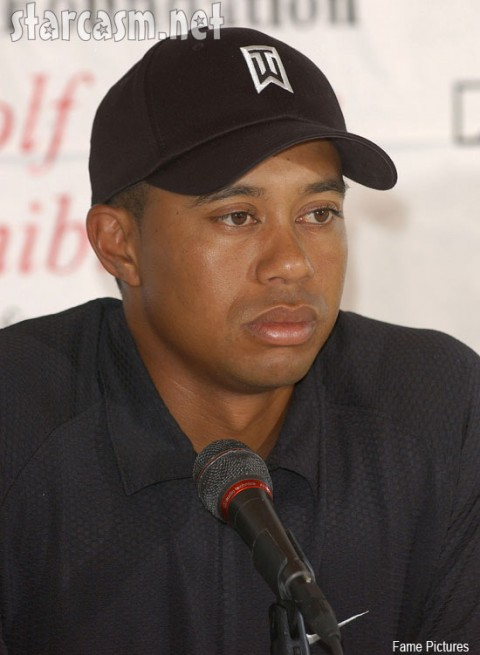 Tiger Woods quitting gold for a while, admits infidelities