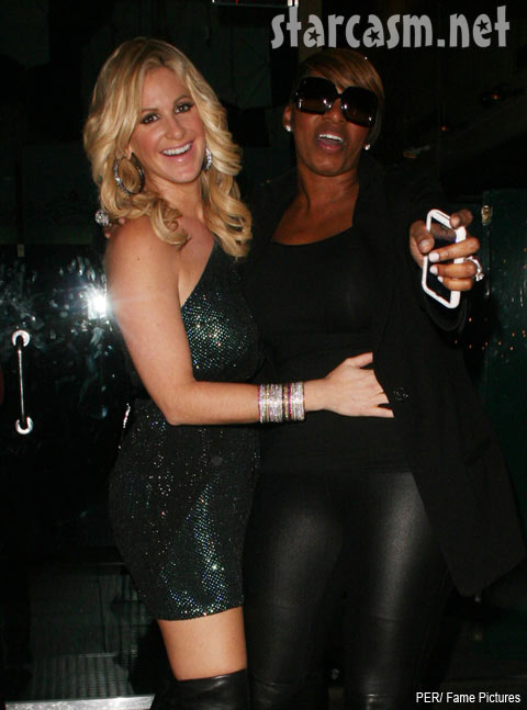Bravo may let Nene Leaks and Kim Zolciak leave Real Housewives of Atlanta