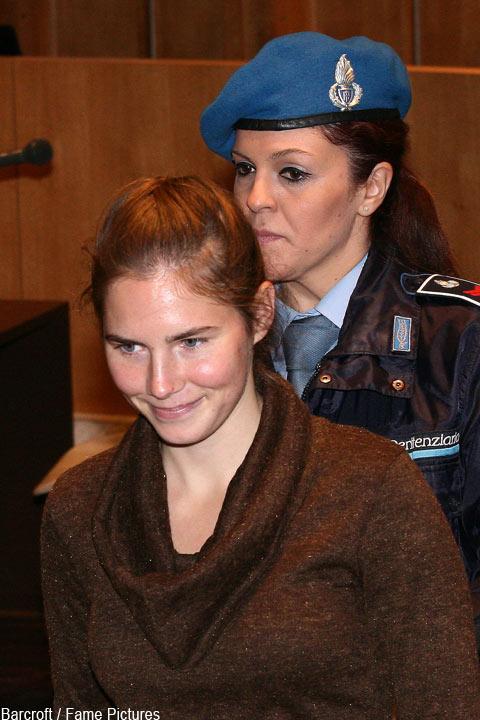 Amanda Knox found guilty in Meredith Kercher murder case