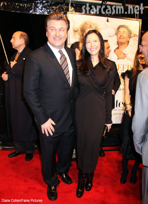 Alec Baldwin and Nicole Seidel break up, attend premeire together