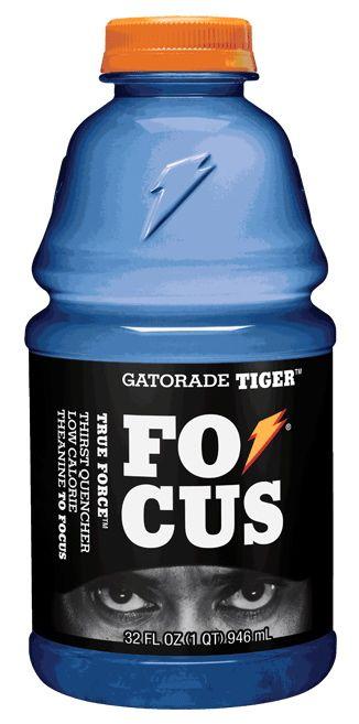 Gatorade drops Tiger Gatorade.