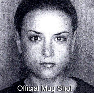Brooke Mueller mugshot
