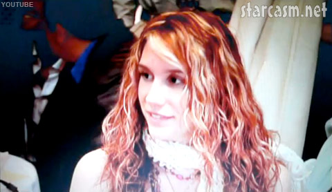 Ke$ha as se looked in 2005 on the reality show The Simple Life