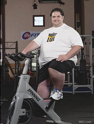 Biggest Loser Season 9 contestant Michael Ventrella Picture Ten