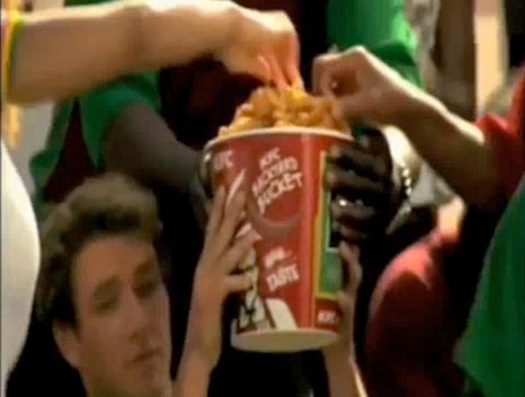 Racist Kentucky Fried Chicken commercial