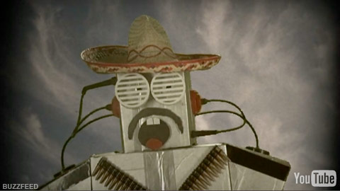 All hail Tequila Bot