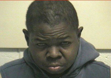 Gary Coleman MugShot from January 24 Domestic Violence