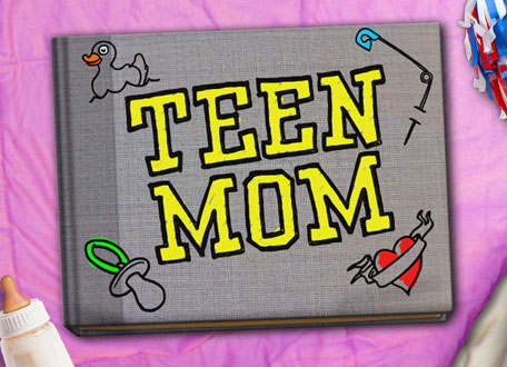 Teen Mom reality show on MTV