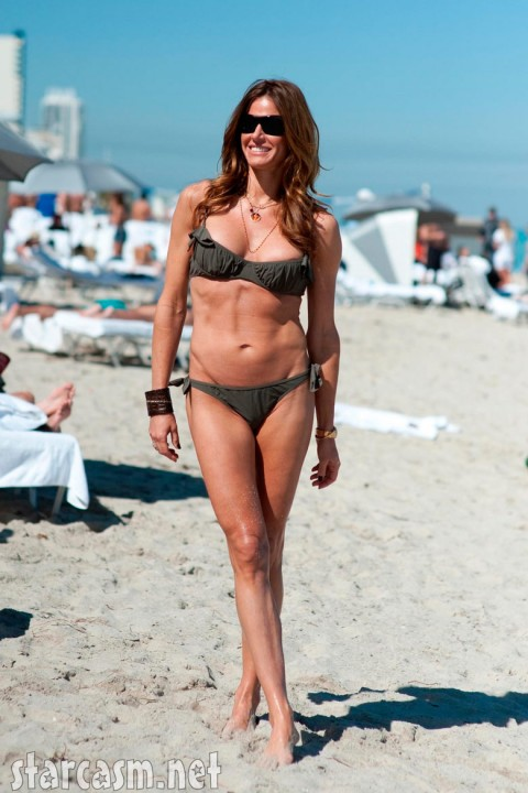 real housewives of new york city 39 s kelly bensimon bikini photos. Black Bedroom Furniture Sets. Home Design Ideas