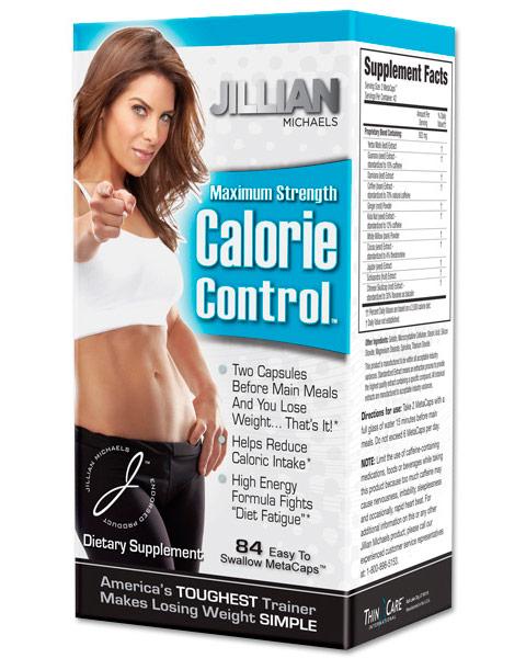 Jillian Michaels Maximum Strength Calorie Control