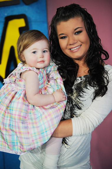 Is Teen Mom's Amber Portwood Pregnant again?