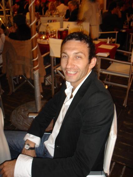 Ilario Calvo - The father of Kelly Cutrone's daughter Ava