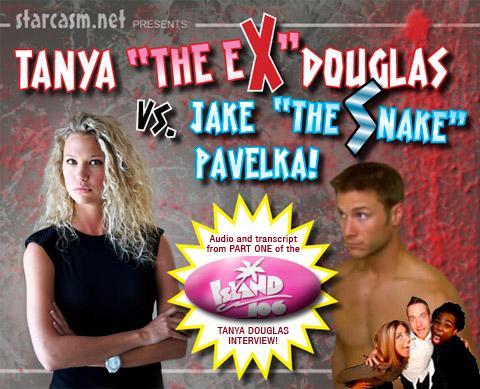 Tanya Douglas and Jake Pavelka