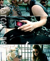 Lady Gaga Telephone video photos with cigarette glasses