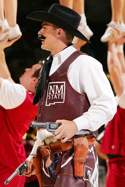 New Mexico State Aggies mascot
