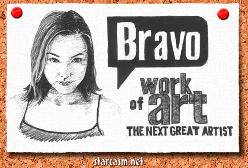 Bravo Work of Art with China Chow