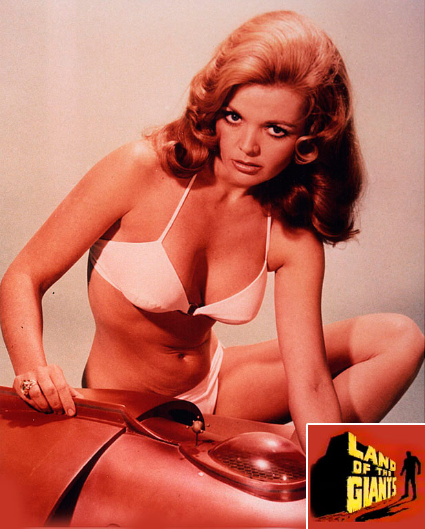 Deanna Lund from Land of the Giants