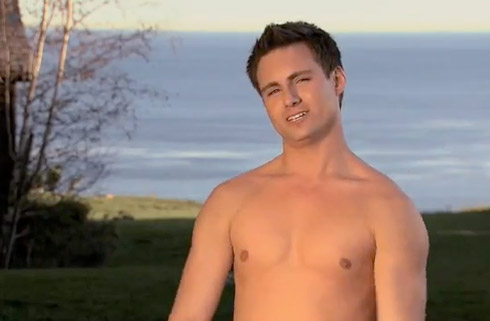 Weatherman Jonathan Novack from The Bachelorette