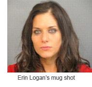 Erin Logan Mug shot