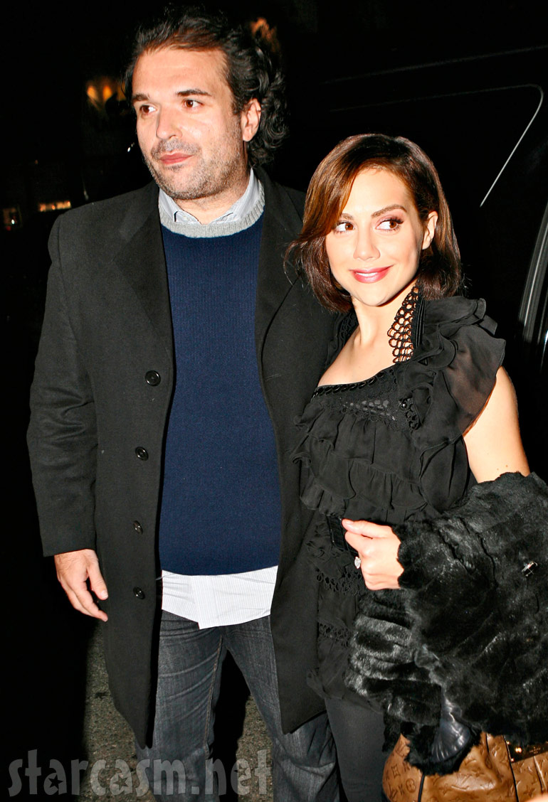 Simon Monjack and Brittany Murphy in 2007