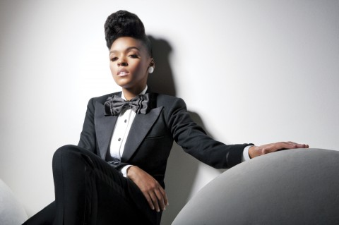 Janelle Monae's deubt album featuring Cindi Mayweather androgynous android