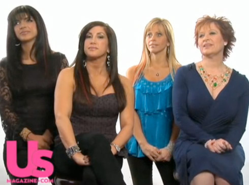 Real Housewives of New Jersey interview