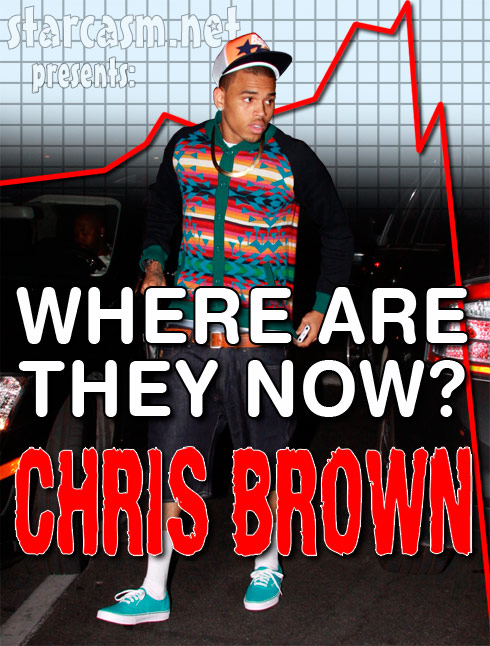 Where Are They Now? Chris Brown
