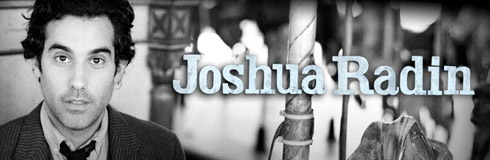 Joshua Radin banner