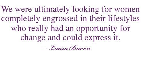 Laura Baron quote