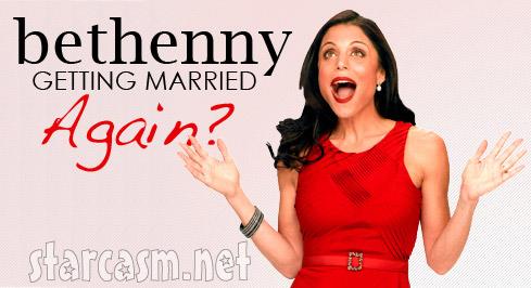 Bethenny Getting Married Again
