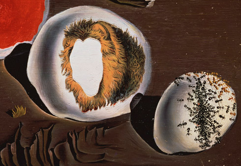 "Salvador Dali's ""The Accommodations of Desire"""