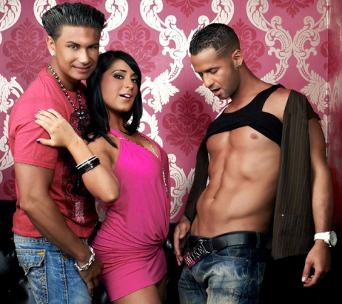 Angelina jersey shore hookup married man
