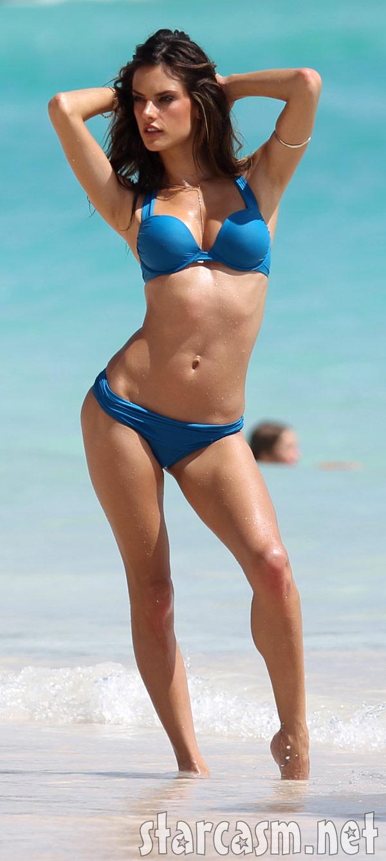 Alessandra Ambrosio Bikini Nude Photos 1